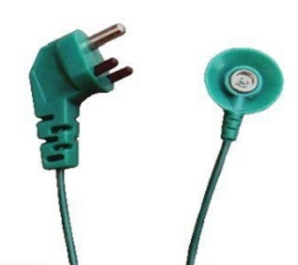 Anti static Esd Green Grounding Cord