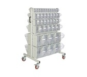 Alkon Trolley & Stands   Double Sided