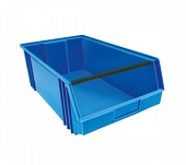 Alkon FPO Bull Bins Red Blue Yellow