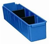 Brand Alkon Panda Shelf Bins  Shelving Systems