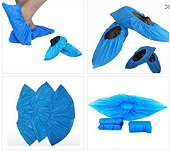 Anti Static Cleanroom Shoe Covers