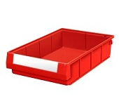 Tote Bins Red Blue